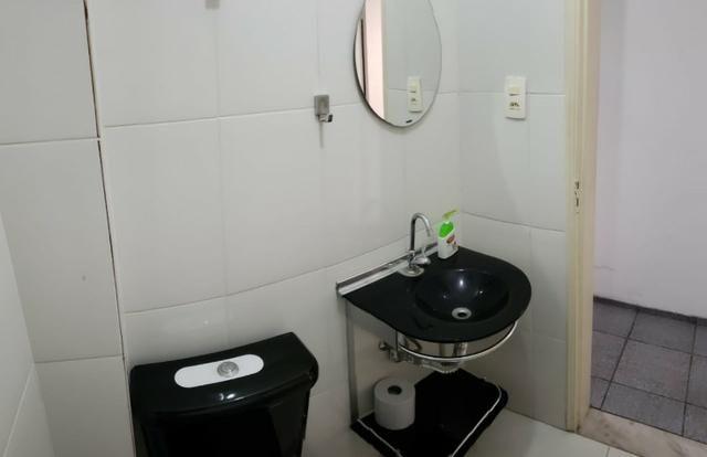 Apartamento mobiliado, 3 qts, 3 ar condicionado, salar com ar, 3 banheiros - Bairro centro - Foto 7