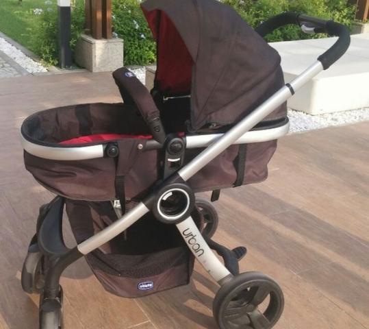 Carrinho de bebê - Urban Chicco