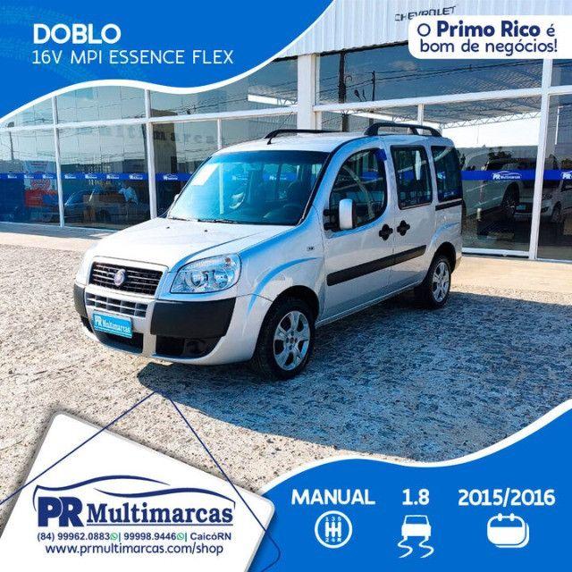 Fiat Doblo Essence 07Lug 1.8 2016