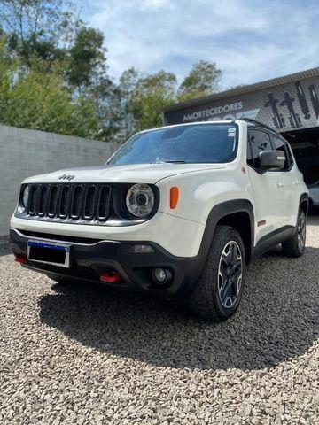 Jeep Renegade Trailhawk 2 0 4x4 Tb Diesel Aut 2016 758876838 Olx