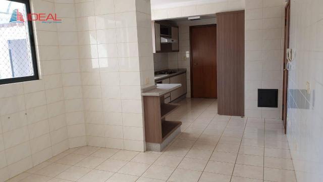 Apartamento com 3 dormitórios para alugar, 380 m² por R$ 3.500,00/mês - Jardim Novo Horizo - Foto 5