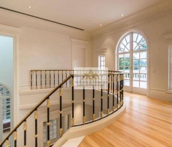 Sobrado com 5 dormitórios para alugar, 1120 m² por R$ 25.000,00/mês - Condomínio Country V - Foto 17