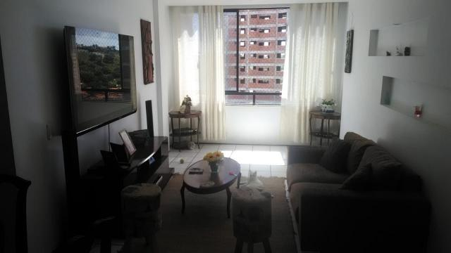 Apartamento à venda com 3 dormitórios em Cocó, Fortaleza cod:DMV273 - Foto 3