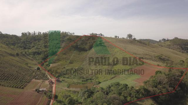 Ótima oportunidade para quem procura um terreno para formação de sitio em Pinhalzinho, Int - Foto 2