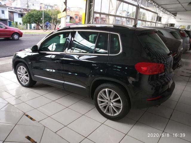 Volkswagen Tiguan 2.0 Tsi R-line 16v Turbo Gasolina 4p Tiptronic ano 2012 - Foto 2