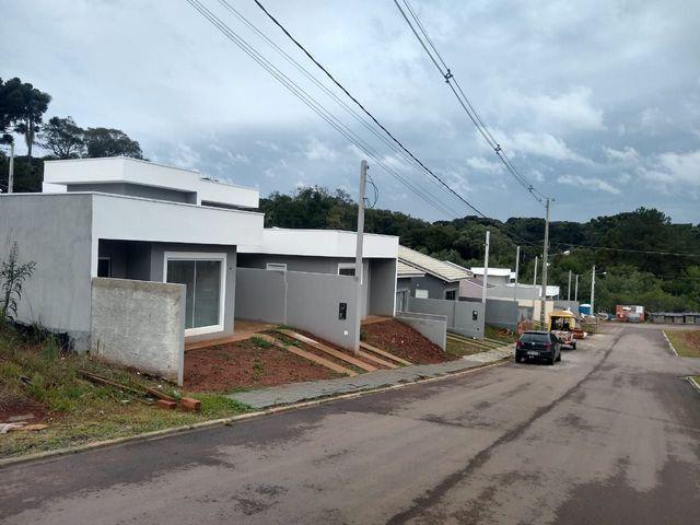 Terreno Campo Largo, Res. Águas Claras, Cond. Fechado, entrada de R$2.300,00 - Foto 4