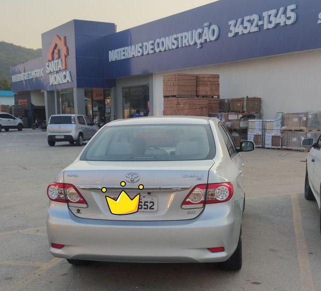 Corolla XEI 2013 Parcelo 10x cartao - Foto 3