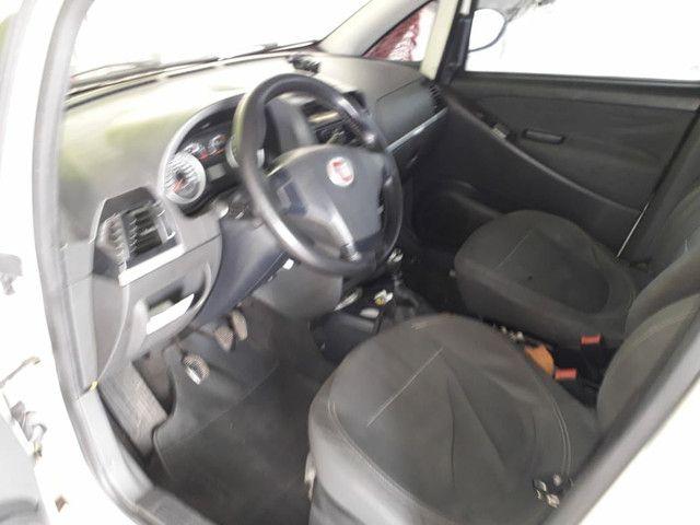 Fiat Idea 1.4 attractive completo  flex gnv 2012  - Foto 8