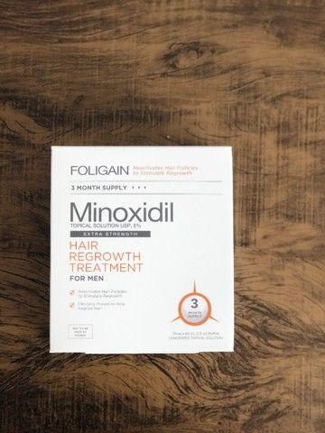Caixa Minoxidil  - Foto 3