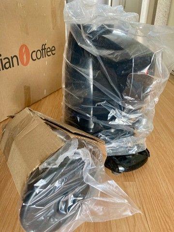 Maquina de café magestic e moinho ck a8 Italian Coffee  - Foto 6