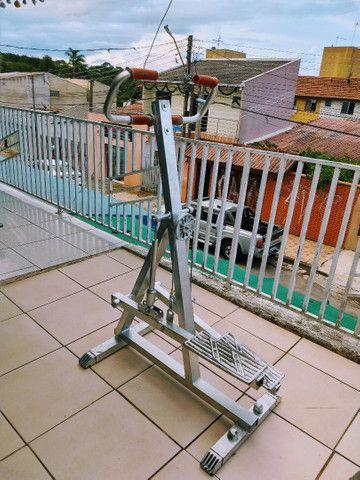 Elíptico equipamento de exercícios  - Foto 4