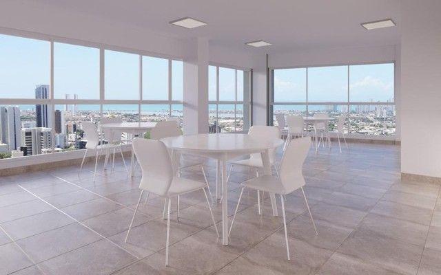 (MD-S)Lançamento na Ilha do Retiro com 3 Quartos sendo 1 suite   Edf.Varandas da Ilha  - Foto 4