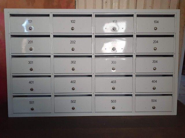Caixa correio para condominio