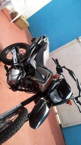 VENDO BROS NXR 150 - ANO 2011 - Foto 3