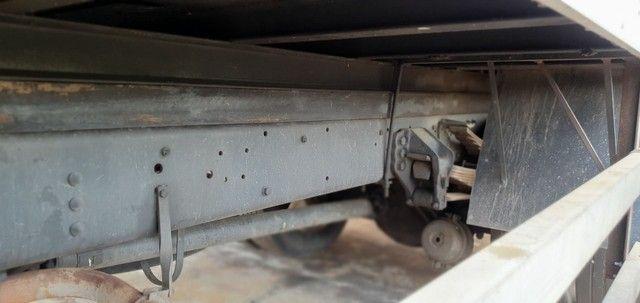 Caminhão 14-170 Bau Gancheira - Foto 5