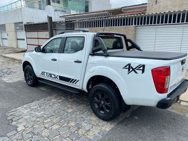 Frontier 2020 Atack completona 4x4