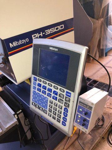 Projetor de perfil Mitutyo PH-3500 - Foto 3