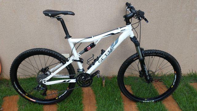 Bike full suspension Sette Ace XC