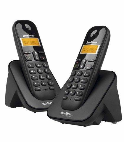 Telefone sem Fio Intelbras TS 3112 + 1 ramal  - Foto 2