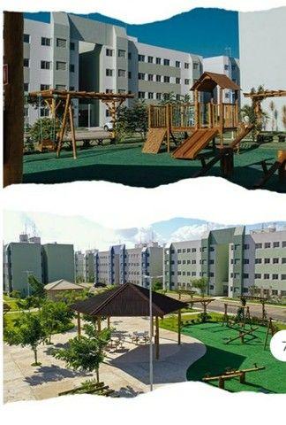 Alugo apartamentos no residência jardim Europa  - Foto 2