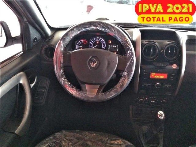 Renault Duster 2020 1.6 16v sce flex expression manual - Foto 8