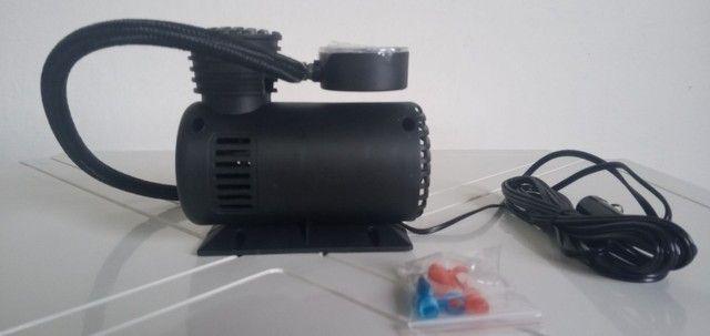 Mini compressor de ar portátil veicular - Foto 6