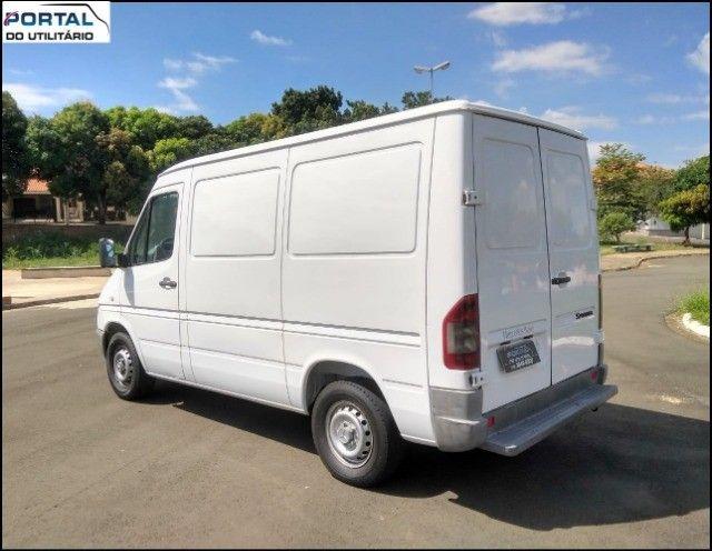 Sprinter Furgão Curta Teto Baixo - 2006 - Único Dono, Baixo Km !! Raridade - Foto 14