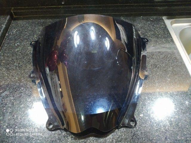 Bolha fumê Suzuki srad 1000 - Foto 2