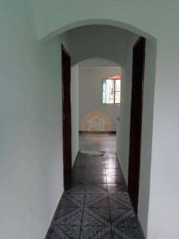 Casa em Nova Cidade - 02 Quartos - Quintal - Garagem - São Gonçalo - RJ. - Foto 7