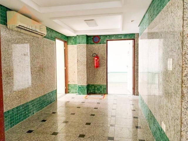 Andar Corporativo para alugar, 250 m² por R$ 9.500/mês - Ilha do Leite - Recife - Foto 5