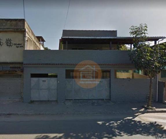 Casa em Nova Cidade - 02 Quartos - Quintal - Garagem - São Gonçalo - RJ.