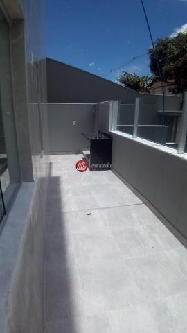 Área privativa 2 Quartos com 2 Vagas de garagem no Santa Branca - Foto 2