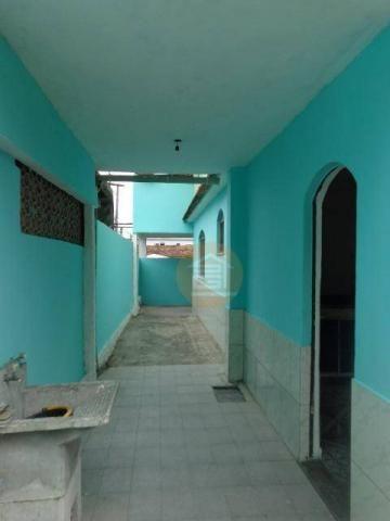 Casa em Nova Cidade - 02 Quartos - Quintal - Garagem - São Gonçalo - RJ. - Foto 17