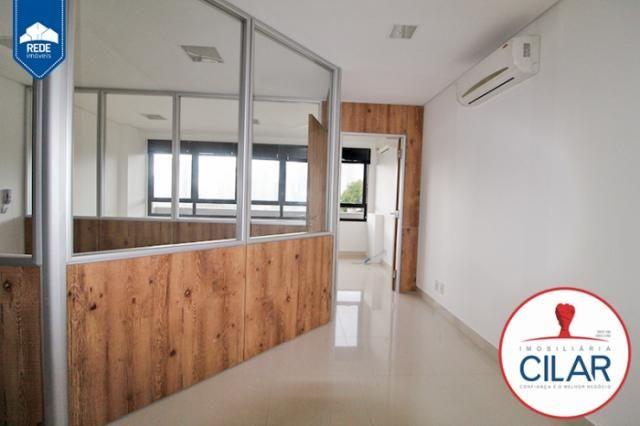 Escritório para alugar em Cabral, Curitiba cod:05587.002 - Foto 6