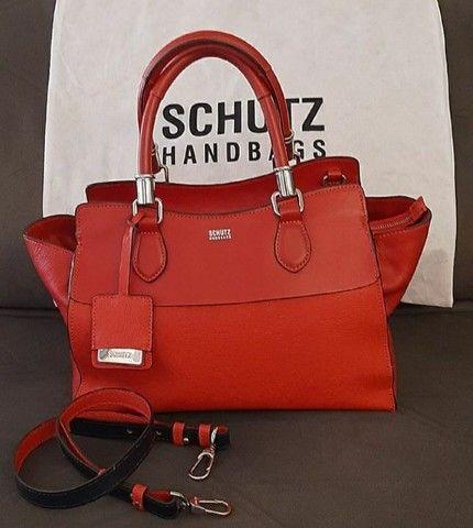 Bolsa schutz couro original  - Foto 2