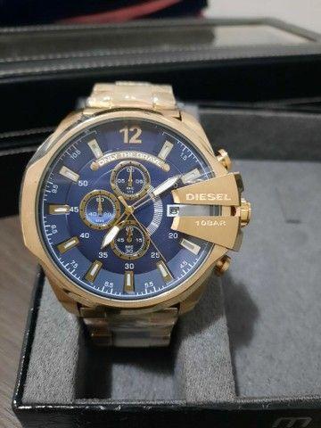 Relógio Premium diesel 10b - Foto 4