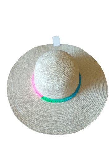 Chapéu de Palha Urgente - Foto 2
