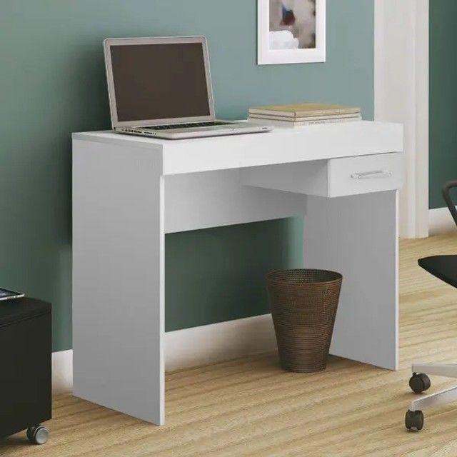 Oferta Mesa para Computador Cooler1 gaveta Entrega e Montagem Grátis - Foto 2