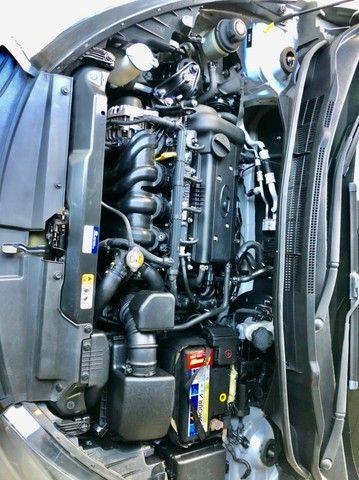 HB20 2016 autom, manual,placa mercosul, chave reser.,completo, banco couro * - Foto 7