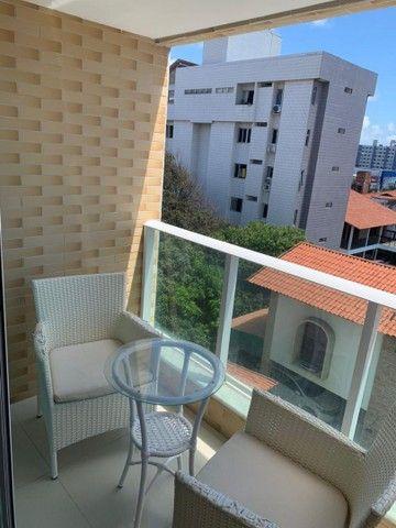 Aluguel de Exelente apartamento mobiliado no Bairro do Bessa - Foto 8