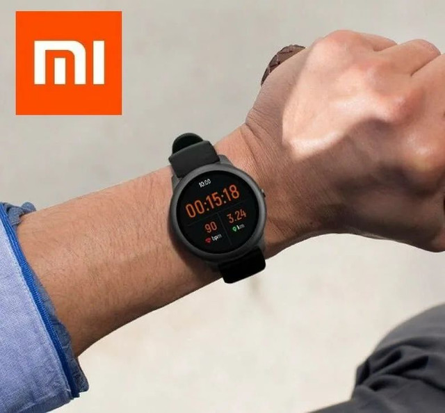 Smarwatch Xiaomi® Haylou Solar LS05