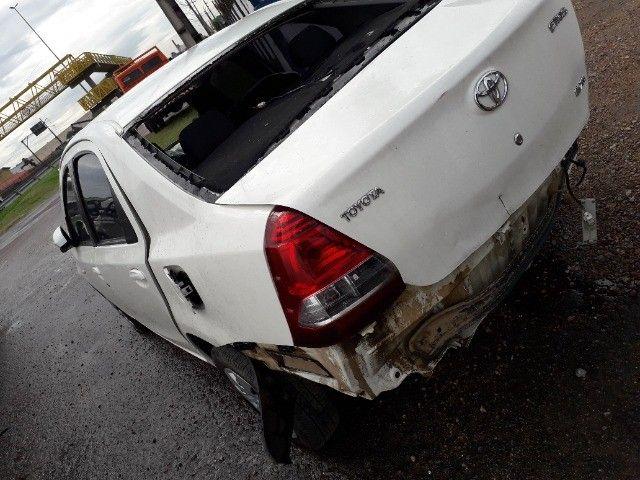 Toyota Etios Sucata Para Peças  - Foto 5