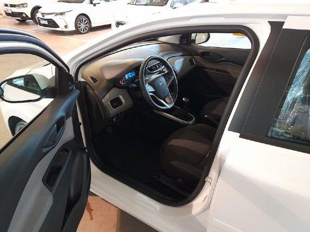Chevrolet Onix 1.4 MPFI LT 8V FLEX 4P MANUAL - Foto 10