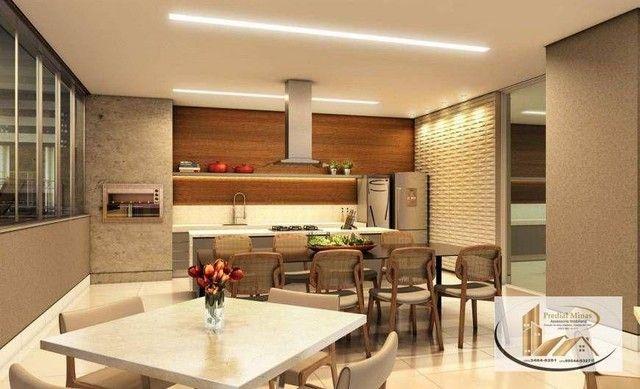 Apartamento com 4 dormitórios à venda, 175 m² por R$ 2.995.000,00 - Santo Agostinho - Belo - Foto 10