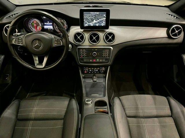 Mercedes-Benz Cla 200 1.6 Vision 16V Flex 4P Automático - 2015/2016 - Foto 7