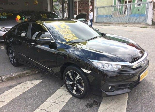 Civic 2.0 EXL Aut. 2018 (KM 27.00)