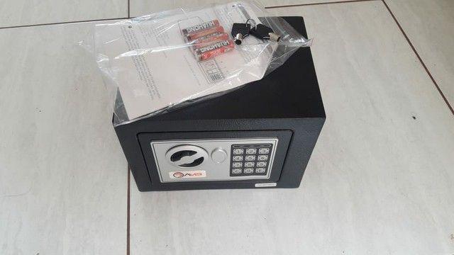 Cofre Eletrônico C/ Segredo - Foto 4