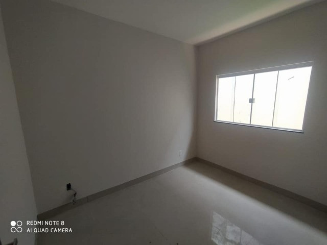 Casa de 3/4 c suite no buriti sereno - Foto 9