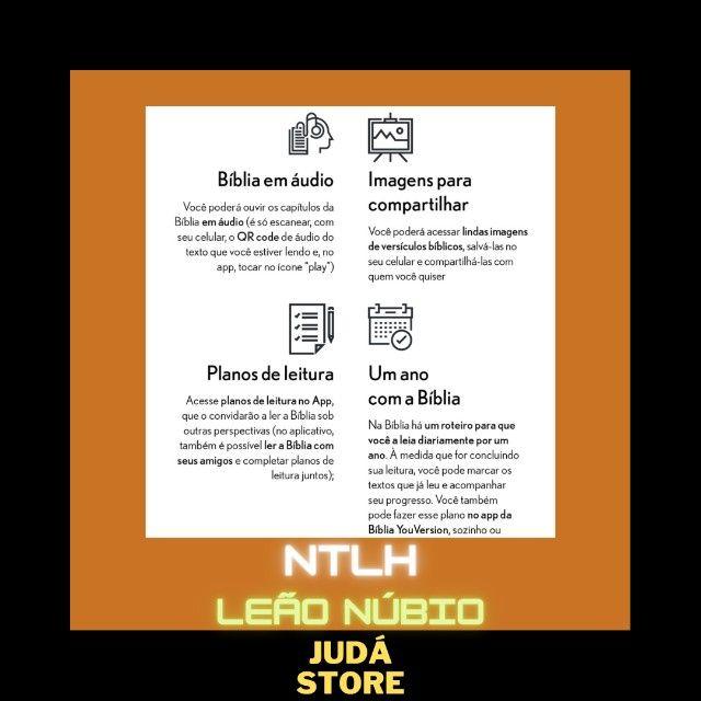 Bíblia Leão Núbio - Foto 2