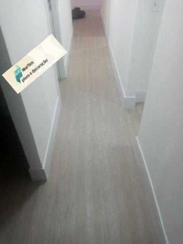 pisos laminados , vinilico e rodapes - Foto 4